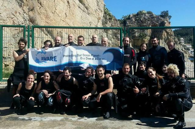 Diving in Spain, Palamos Town To Cap De Begur - By Fred T